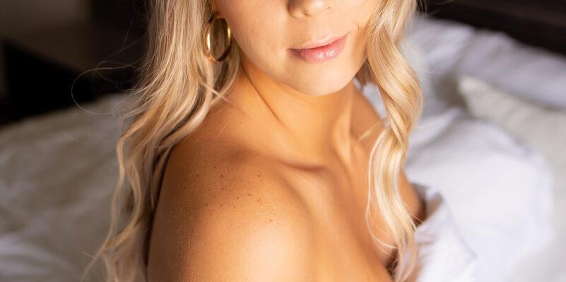Julia | Idaho Boudoir Photography